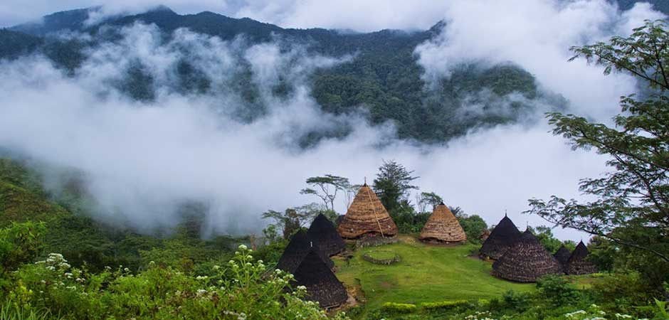 Wae Rebo - Wicked Adventures to remote Indonesia